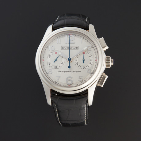 Jean Richard Bressel 1665 Rattrapante Chronograph Automatic // 50112-79-11A-AA6D // Pre-Owned