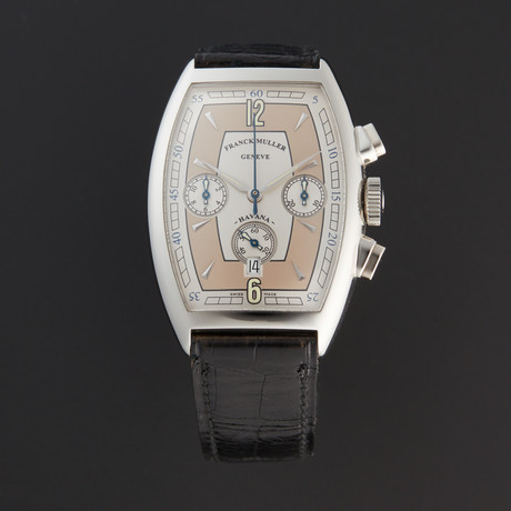 Franck Muller Havana Chronograph Automatic // 5850 CC HV AT // Pre-Owned