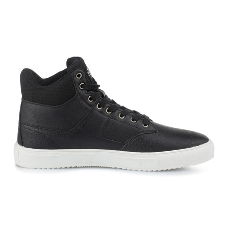 Iconic High-Top Sneaker // Black (US: 8)
