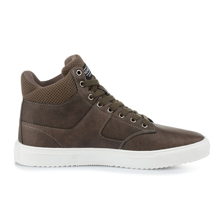 Iconic High-Top Sneaker // Tobacco (US: 8)