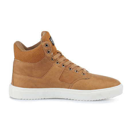 Iconic High-Top Sneaker // Wheat (US: 9)