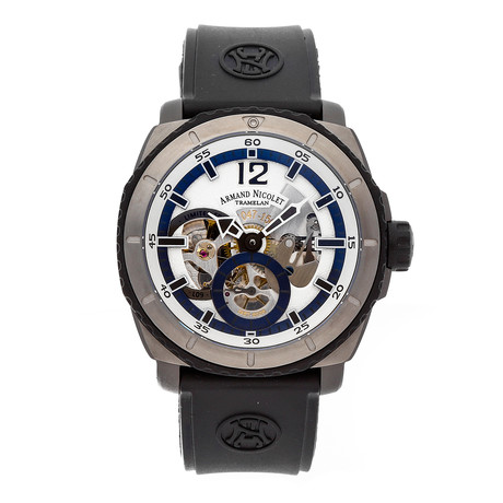 Armand Nicolet L09 Manual Wind // T619AGN-AG-G9610