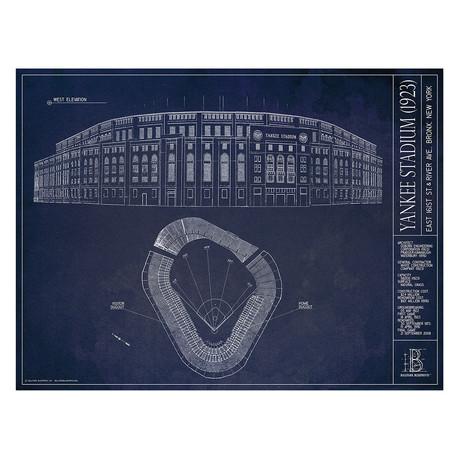 Old Yankee Stadium // 1923