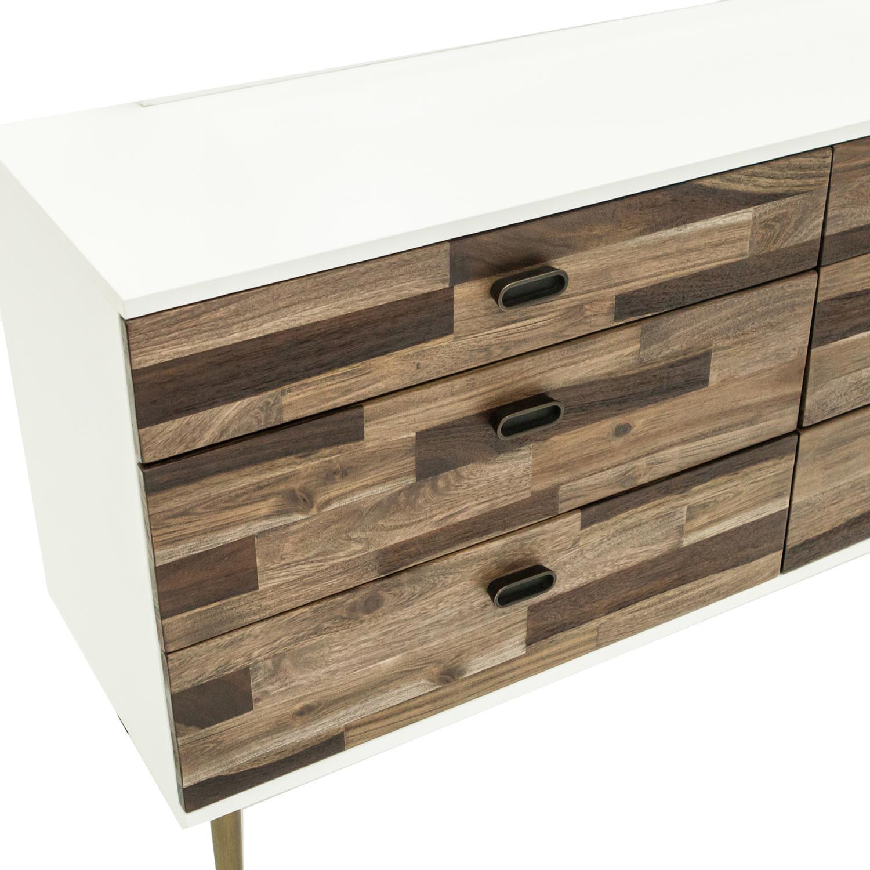 Carmel Kitchen Expansion: Carmel 6 Drawer Dresser