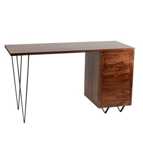 Matrix Desk // Rosewood