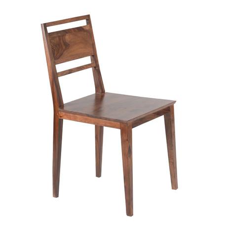 Matrix Dining Chair // Rosewood // Set of 2