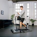 Treadly Treadmill  (Silver)