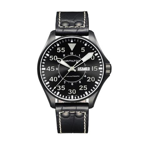 Hamilton Khaki King Pilot Automatic // H64785835