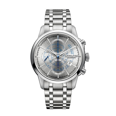 Hamilton Railroad Chronograph Automatic // H40656181