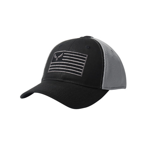 Whiskey Cap // Black (L)