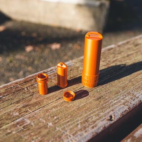 XFormer Cache // Orange (Small)