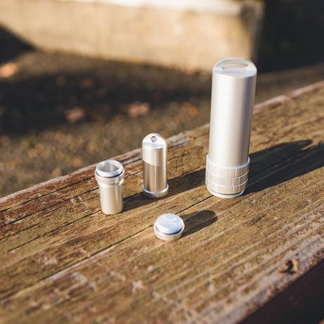 XFormer Cache // Silver (Small)