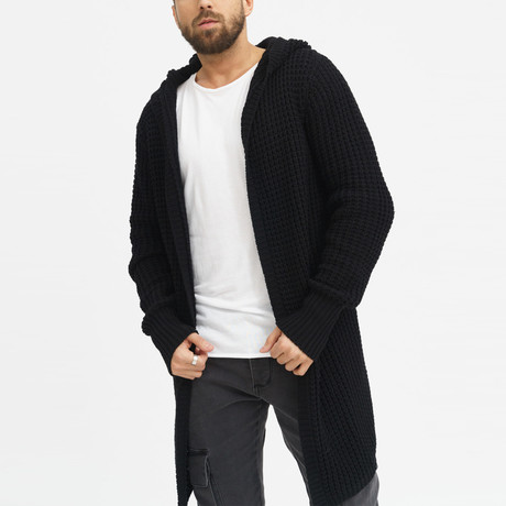 Lian Cardigan // Black (S)