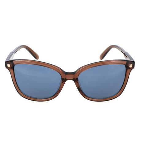 Women's SF815S Sunglasses // Brown
