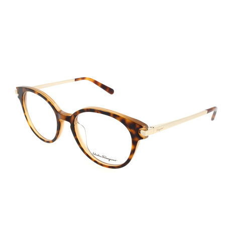 Unisex SF2764 Optical Frames // Havana + Honey