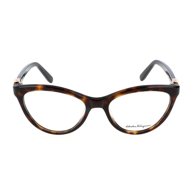 Ferragamo // Women\'s SF2761 Frames // Tortoise + Black - Ferragamo + ...