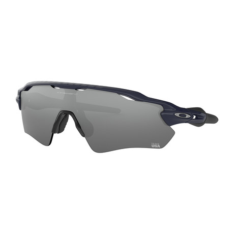 Oakley Radar® EV Path® Team USA Sunglasses // Navy Frames + Prizm Black Lenses