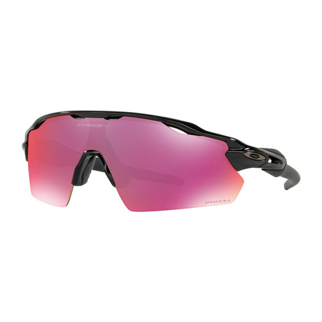 Oakley Radar® EV Pitch® Team Colors Sunglasses // Polished Black Frames + Prizm Field Lenses