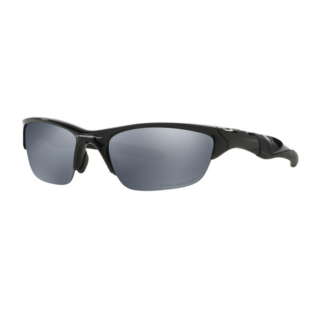 Oakley Half Jacket® 2.0 Sunglasses // Black Frames + Black Polarized Lenses