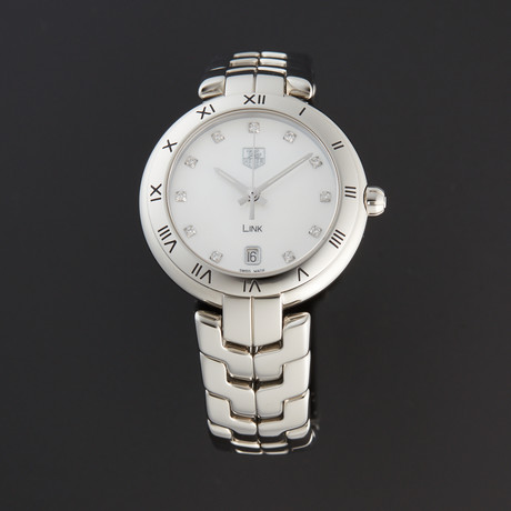 Tag Heuer Link Quartz // WAT1315.BA0956 // Store Display