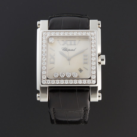 Chopard Happy Sport Quartz // 288448-2001 // Store Display