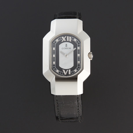 Corum Rue De La Paix Quartz // 185.751.59/0000 // Store Display