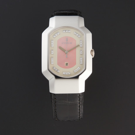 Corum Rue De La Paix Quartz // 39.751.59 // Store Display