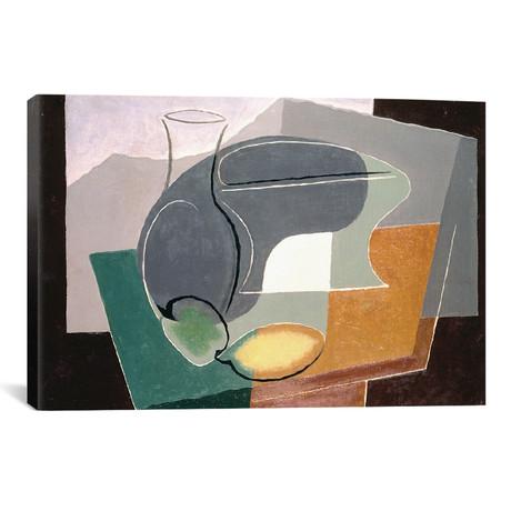 Fruit-dish and carafe // Juan Gris // 1927