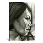 "Julia Filament // Corné Akkers (18""W x 26""H x 0.75""D)"