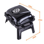 Camping Stove for Wood + Charcoal