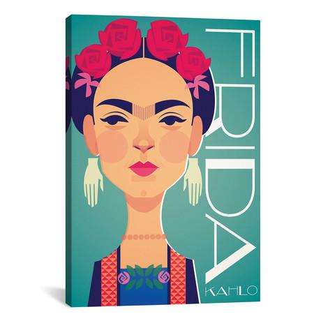 "Frida (18""W x 26""H x 0.75""D)"