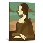 """Mona Lisa Redux (26""""W x 18""""H x 0.75""""D)"""