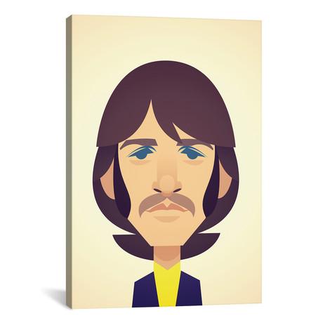 """Ringo Starr (26""""W x 18""""H x 0.75""""D)"""