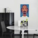 """Snoop (26""""W x 18""""H x 0.75""""D)"""