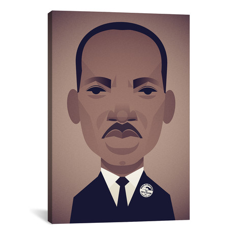 """MLK (26""""W x 18""""H x 0.75""""D)"""