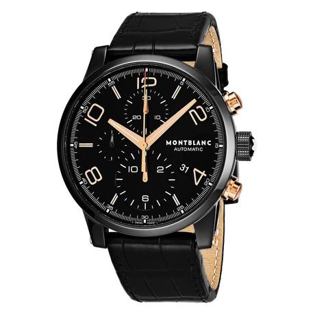 Montblanc Timewalker Chronograph Automatic // 105805