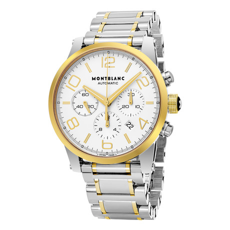 Montblanc Chronograph Automatic // 107320 // New