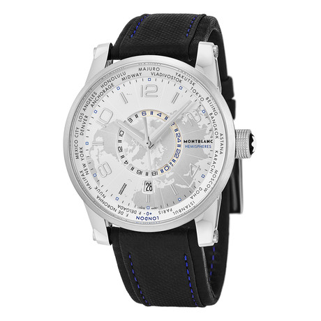 Montblanc Timewalker World Time Automatic // 108955