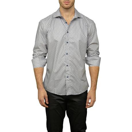 Albus Button-Up Shirt // White (XS)