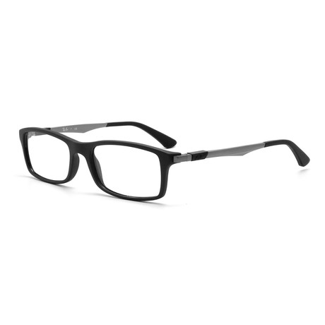 Ray-Ban // Men's Injected Optical Frame // Matte Black
