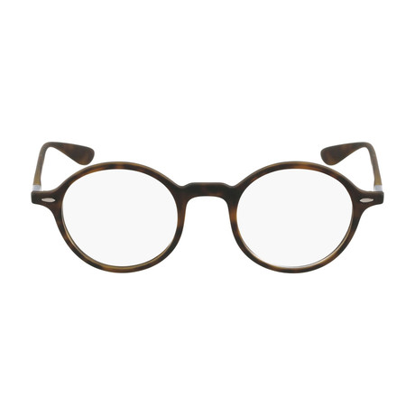 Ray-Ban // Unisex Injected Optical Frame // Matte Havana