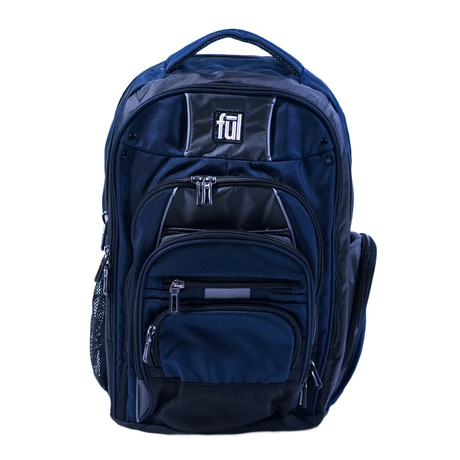 Big Unit Laptop Backpack // Navy