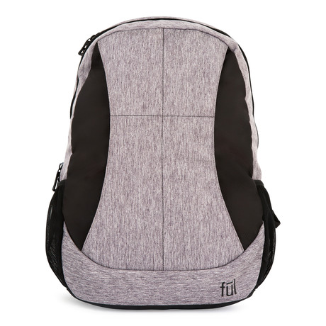 Westly Laptop Backpack // Heather Gray