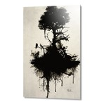 Last Tree Standing // Aluminum Print