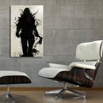 Apocalypse Hunter // Aluminum Print