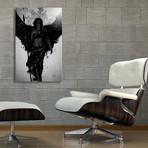 """Dark Valkyrja // Aluminum Print (16""""W x 24""""H x 1.5""""D)"""