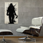 Apocalypse Hunter // Stretched Canvas