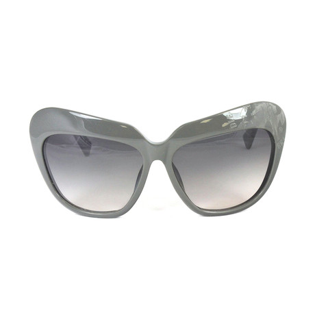 Unisex DL0047-93A Sunglasses // Olive