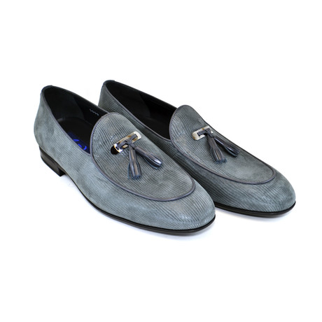 Tassel Loafer // Gray (US: 7)