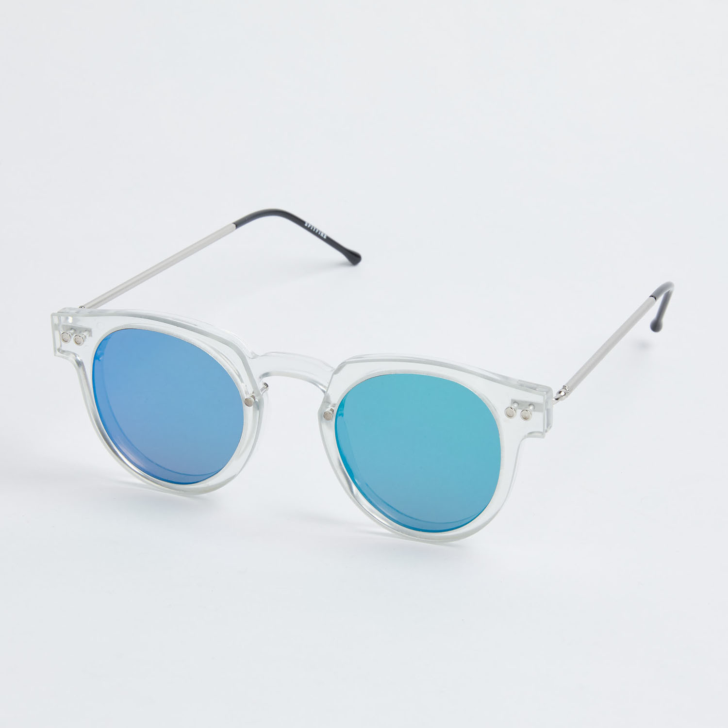 b73bc1ee2c37 1c03856b1ab4925a8f8e4d421c4c379a medium. Sharper Edge 1 Sunglasses    Clear  + Green Mirror